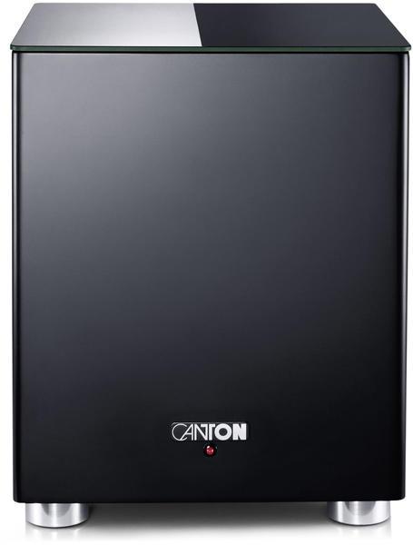 Canton Smart SUB 8 schwarz