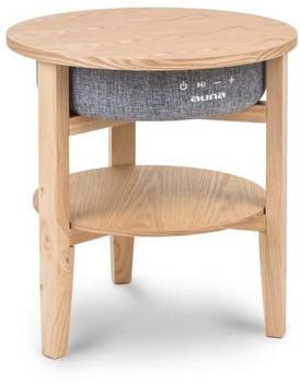 Auna Milano Lautsprechertisch Holz