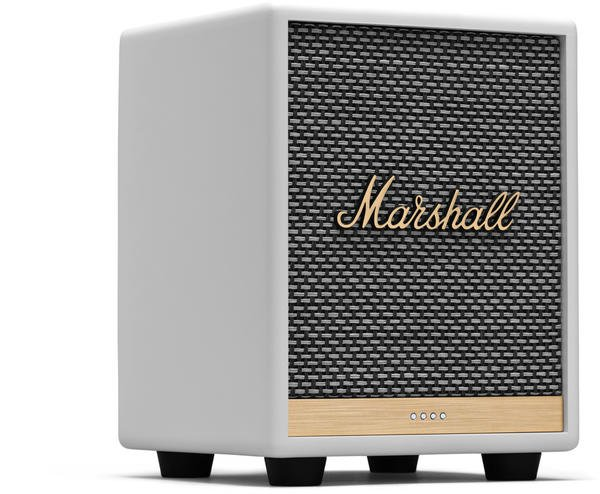 Marshall Uxbridge Voice mit Google Assistant weiß