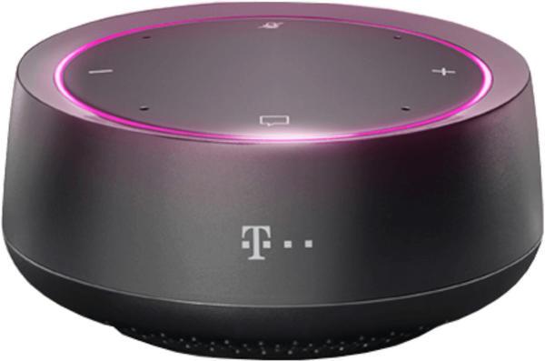 Telekom Smart Speaker Mini schwarz