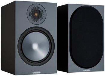 Monitor Audio Bronze 100 Bookshelf Speakers Black
