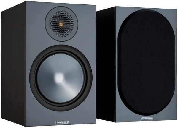 Monitor Audio Bronze 100 schwarz