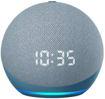 amazon-echo-dot-4th-gen-blue-grey-with-led-display