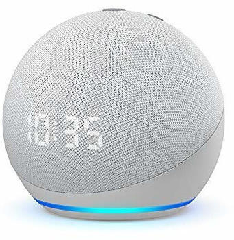amazon-echo-dot-4th-gen-white-with-led-display