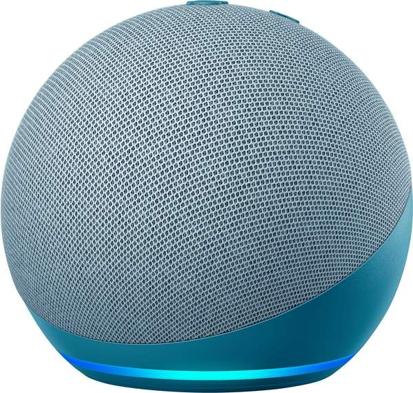 Amazon Echo Dot (4. Generation) blau/grau
