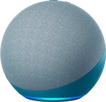 Amazon Echo (4th Gen) Blue/Grey