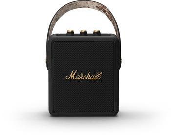 Marshall Stockwell II schwarz und Messing