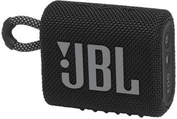 JBL GO 3 schwarz