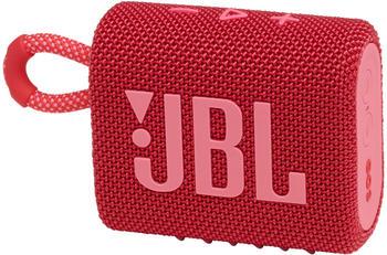 JBL GO 3 rot
