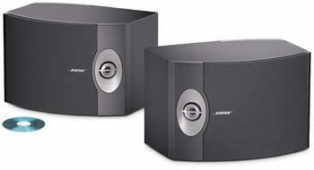 Bose 301 Direct/Reflecting Speaker System schwarz