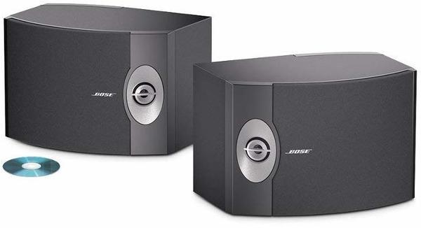 Bose 301 Direct/Reflecting Speaker System schwarz