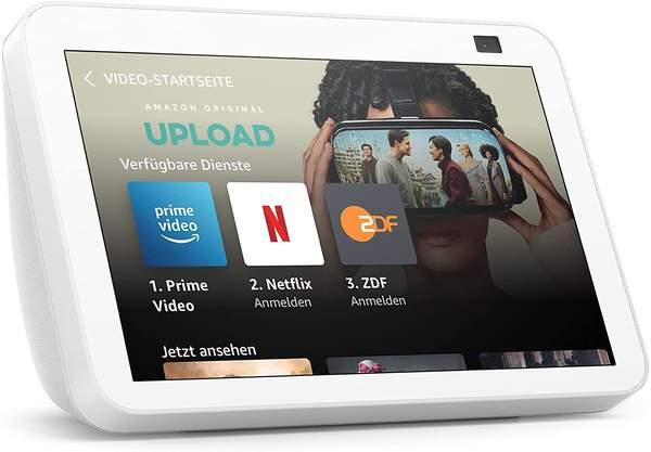 Amazon Echo Show 8 2021 White