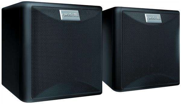 Quadral Maxi 220 W schwarz
