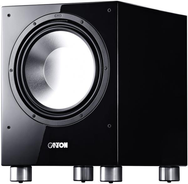 Canton SUB 1200 R schwarz