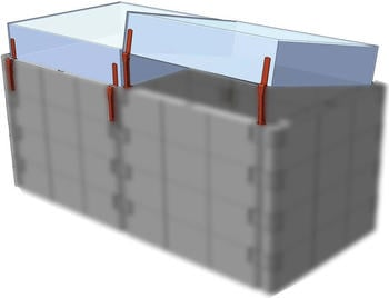 Juwel Größe 1 Aufbausatz Thermo-Hauben