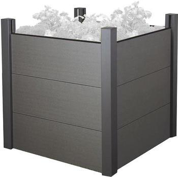 TraumGarten Design WPC 100 x 100 x 89cm