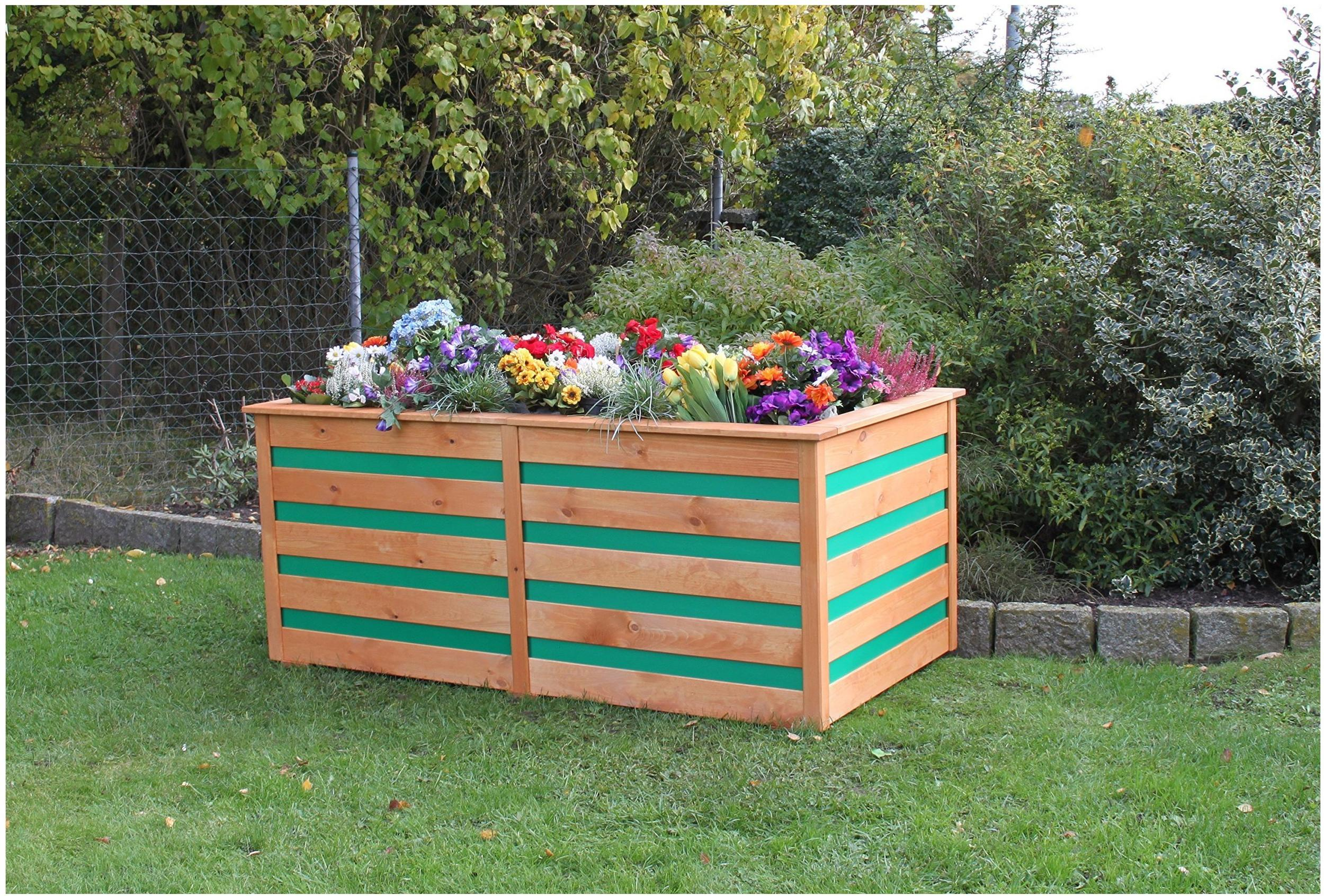 Color Your Own Hochbeet 150 X 75cm Grun Test Schon Ab 197 90 Bei