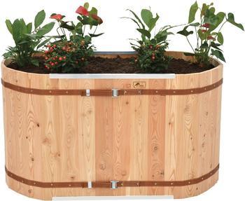 Timberra Easy Roll 150 x 82 x 80 cm