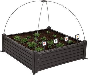Keter Garden Bed braun