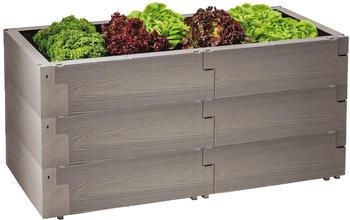 Juwel Hochbeet Timber 130x60x60cm