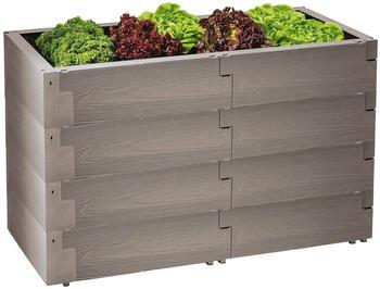 Juwel Hochbeet Timber 130x60x80cm