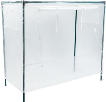 Vitavia Hochbeetabdeckung Eckig M 118x55x95cm transparent