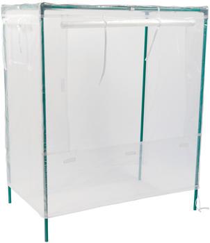 Vitavia Hochbeetabdeckung Eckig S 88x55x95cm transparent