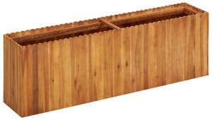 vidaXL Raised Bed Solid Acacia Wood