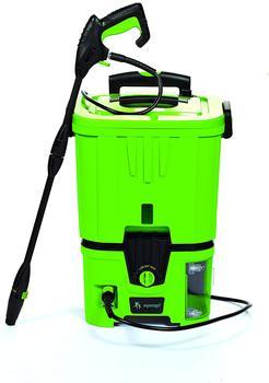 Aqua2go Kross mobiler Akku-Hochdruckreiniger