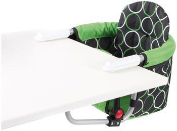 Chic 4 Baby Tischsitz Relax Orbit green