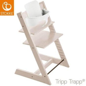 stokke-tripp-trapp-incl-babyset-whitewash