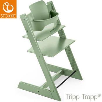 stokke-tripp-trapp-incl-babyset-moss-green