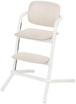 Cybex Lemo Chair Holz Porcelaine White