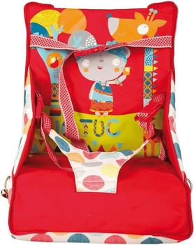 Tuc tuc Portable High Chair African Routes Dots