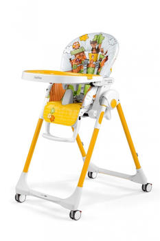 Peg Perego Prima Pappa Follow Me Fox & Friends
