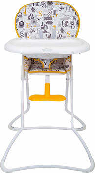 Graco Snack N' Stow Highchair-ABC