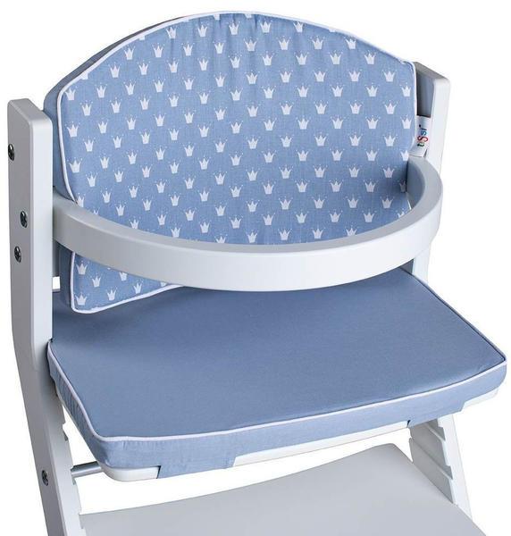 tiSsi Sitzkissen kronen blau