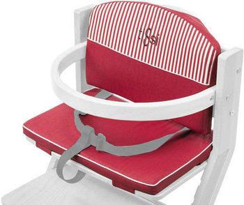 DawOst Sitzkissen für Tissi Rot