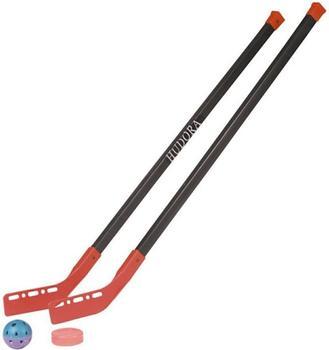 hudora-street-hockey-set-junior-76121