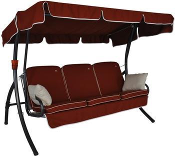 Angerer Comfort Style 3-Sitzer Design Style terra