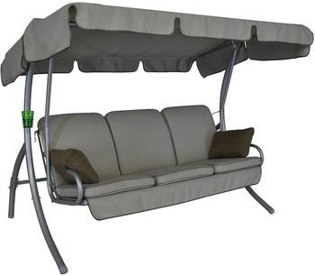 Angerer Comfort Style 3-Sitzer Design Style beige