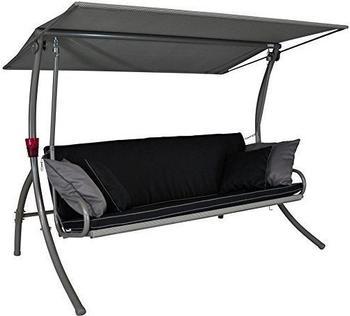 Angerer Elegance Style 3-Sitzer Design Style schwarz
