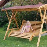 Premium natur 3-Sitzer