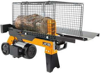 JCB Holzspalter liegend