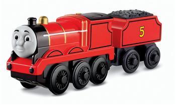 Fisher-Price Thomas und seine Freunde Holzlokomotive James (Y4111)