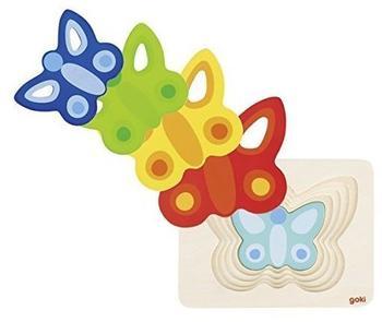 Goki 57486 Puzzle Formpuzzle 5 Stück(e)
