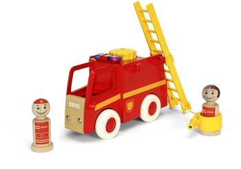 Brio Feuerwehrauto mit Licht und Sound (30383)