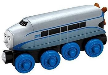 Mattel Große Holz-Lokomotive Hugo