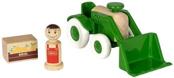 Brio My Home Town - Traktor mit Frontlader