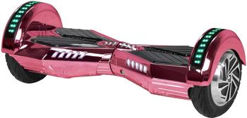 Actionbikes E-Balance Board Robway W2 pink chrom Edition